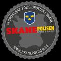 Logga Skånepolisen